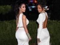Kim Kardashian ile Rihanna'dan marka işbirliği