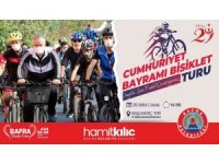 Bafra'da Cumhuriyet Bayramı bisiklet turu yapılacak