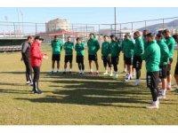 Sivas Belediyespor, Afyon maçına hazır