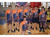 Cumhuriyet kupası erkekler voleybol turnuvası sona erdi