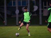 Bursaspor'da Ceyhanspor maçı hazırlıkları tamamlandı