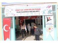 Cizre'de '4006 TÜBİTAK Bilim Fuarı' açıldı