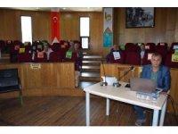 Viranşehir'de 2022 yılı bütçesi onaylandı
