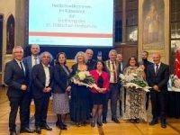 Başkan Soyer, Frankfurt'ta 21. Uluslararası Türk Film Festivalinin galasına katıldı