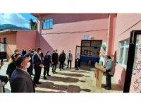 Kader Naime Yıldız Kütüphanesi Türkali'de açıldı