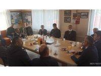 Çaycuma'da istişare toplantısı Çomranlı'da yapıldı