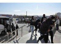 Karaman'da fuhuş operasyonunda gözaltına alınan 7 kişi tutuklandı