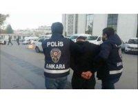 Ankara'da DEAŞ'lı teröristlere operasyon: 28 gözaltı