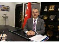 """Başkan Büyüksimitci: """"Cumhuriyet ile Türk milleti hürriyet ve bağımsızlık içinde yaşama onuruna kavuşmuştur"""""""