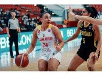 Bellona Kayseri Avrupa'da ikinci mağlubiyetini aldı