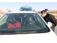 Jandarma, kazaların önüne geçebilmek için denetimlerini sürdürüyor