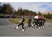 Şehit Sel için Hakkari'de tören düzenlendi