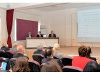 'İl Milli Eğitim Danışma Komisyonu' toplantısı yapıldı