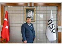 """Kayseri OSB Başkanı Yibur: """"Ülkemizin geleceğine cumhuriyet ile yön verildi"""""""