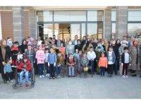 Diyarbakır'ın kelebekleri farkındalık haftasını kutladı