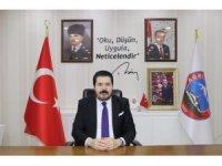 Başkan Sayan'dan 29 Ekim Cumhuriyet Bayramı mesajı