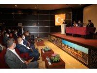 Cizre'de Köylere Hizmet Götürme Birliği toplantısı yapıldı