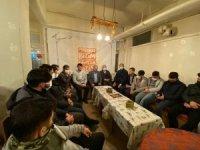 110 genç 'Mahalle Bizim Gençlik Bizim' programında AK Partililerle bir araya geldi