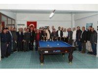 Bozüyük 3 bant Bilardo Cumhuriyet Kupası sahiplerini buldu