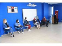 Gölbaşı Belediyesi, eğitim kurslarının startını verdi