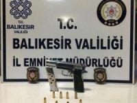 Balıkesir'de polisten 42 şahsa operasyon