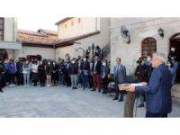 GAÜN'den 29 Ekim Cumhuriyet Bayramı Öğretim Elemanları Sergisi