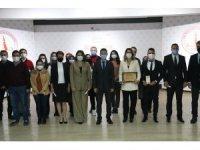 """Altıntaş'ta """"Sancaktar Eğitim Hareketi"""" projesi ödül töreni"""