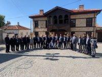 Konya Buluşması'nda muhtarlar Beyşehir'de bir araya geldi
