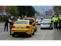 Ordu'da taksi sürücülerine kapsamlı denetim