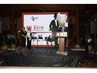 """ATO Başkanı Baran: """"Egemenlik kadın-erkek ayrımı olmaksızın milletin eseri"""""""