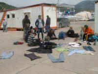 Anamur'da 426 mülteci ve 10 gemi mürettebatı yakalandı
