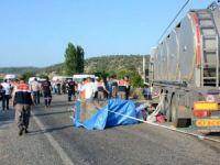 Manisa'da feci kaza: 15 ölü!