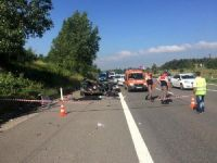 Sakarya'da trafik kazası: 3 ölü 3 yaralı var!