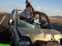 Niğde'de trafik kazası: 13 ölü, 1 yaralı