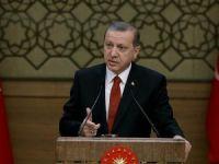 Cumhurbaşkanı Erdoğan: Teröristlerin elinde Batı'nın silahları var