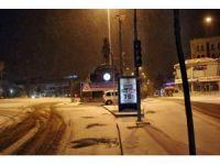 Kırşehir'de ulaşım güçlükle sağlanıyor