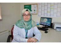Trabzon'un İlk Ergoterapisti Kanuni Eğitim Ve Araştırma Hastanesi'nde Hizmet Vermeye Başladı