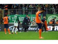Bursaspor'da 5 Eksik