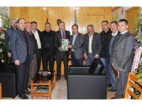 Köy-koop Yönetiminden Çelik'e Ziyaret