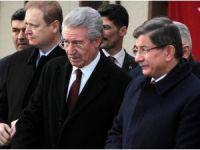 Başbakan Davutoğlu, Erzincan'da