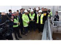 Bakan Sarı'dan Büyükşehir'in Yatırımlarına Övgü