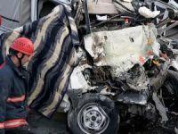 İstanbul Sultanbeyli'de trafik kazası: 2 ölü