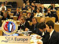 GESAD Heyeti Avrupa Parlamentosu'nda
