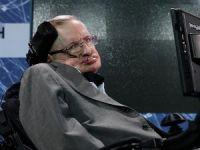 Hawking'in Weibo'da 8 saatte 1,3 milyon takipçisi oldu