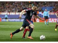 Atletico Madrid, Bayern Münih'i Devirdi