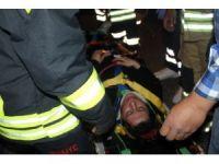 Manisa'da İşçi Servisi Kaza Yaptı: 1 Ölü, 26 Yaralı
