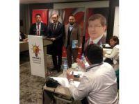 AK Parti Kadıköy Teşkilatından, CHP'li Kadıköy Belediye Başkanı Nuhoğlu'na 'Takdir' Belgeli Gönderme