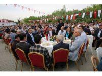 Urfa'da 5 bin kişiye tirit ziyafeti