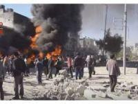 Suriye'de Rus bombardımanında 700'ü çocuk 5 bin 800 kişi öldü