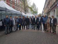 Duisburg Yıldırım Beyazıt Camii Kermesi başladı